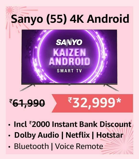 Sanyo 55 4K