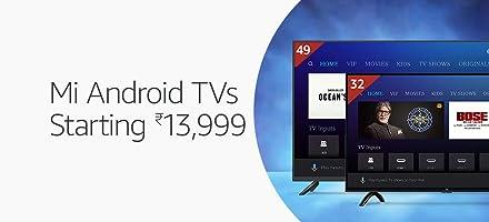 Mi Android TVs