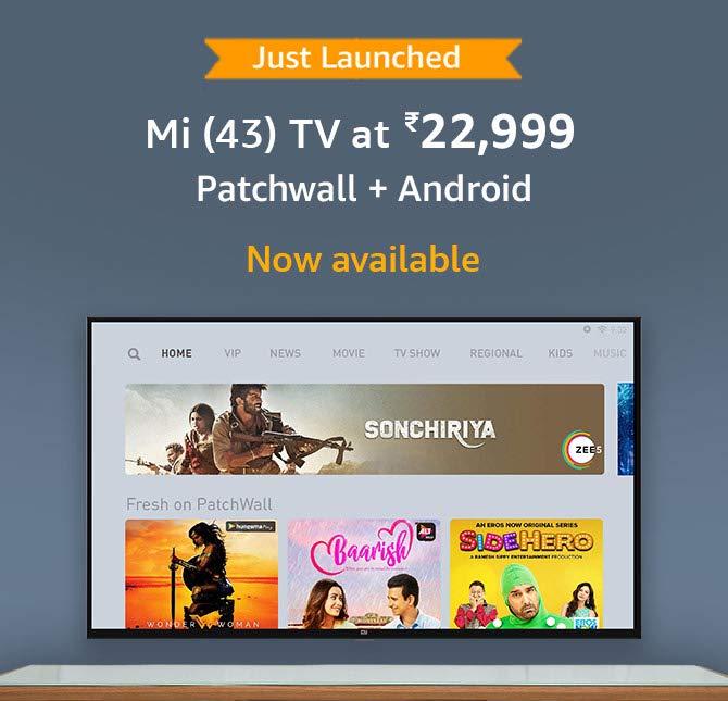 Mi 43 TVs