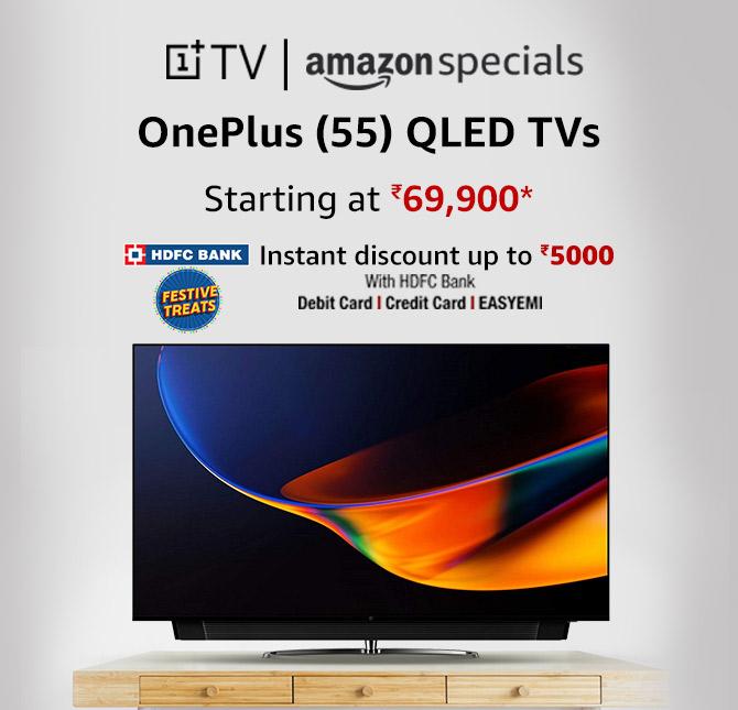 OnePlus TVs