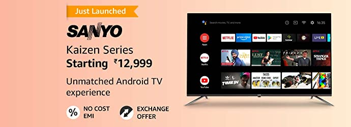 TVs: Buy Televisions Online at Best Prices in India-Amazon in
