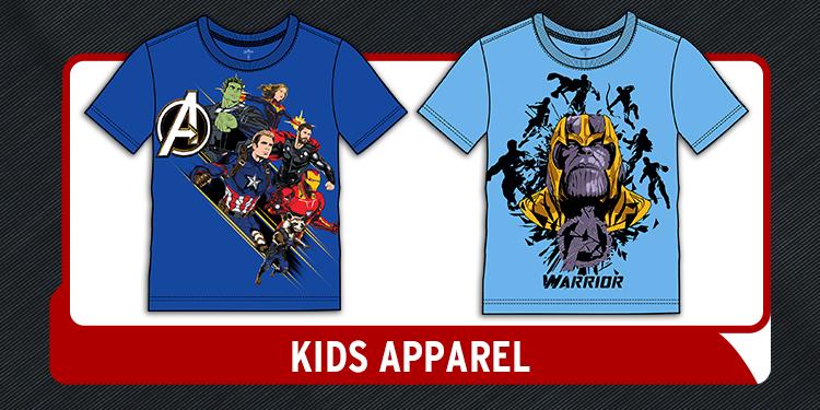 Kids apparel