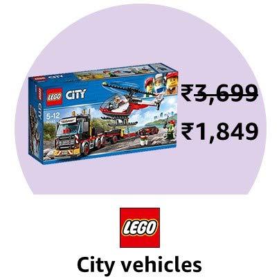Lego ciity