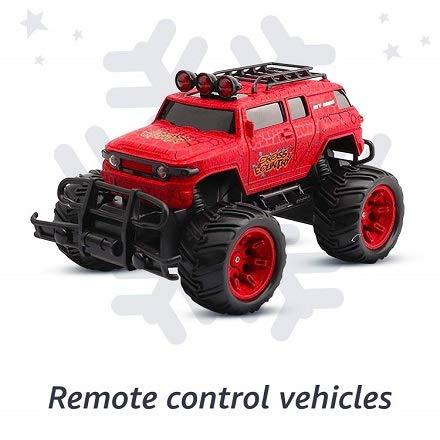 Remote control vehicles