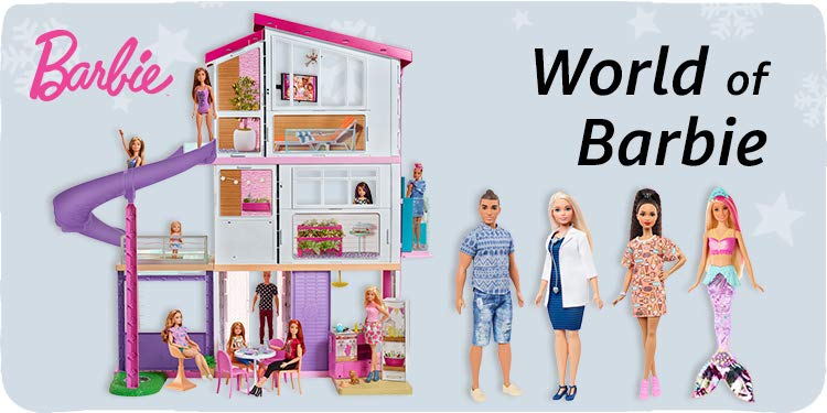 World of barbies