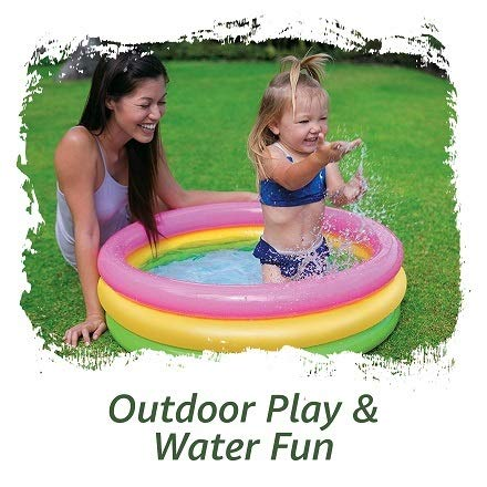 Outdoor Play & Water fun