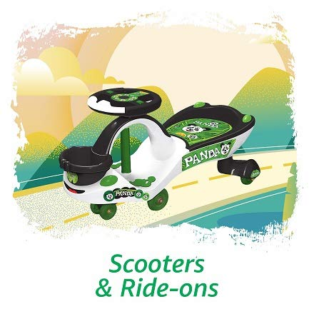 Scooters & Ride-ons