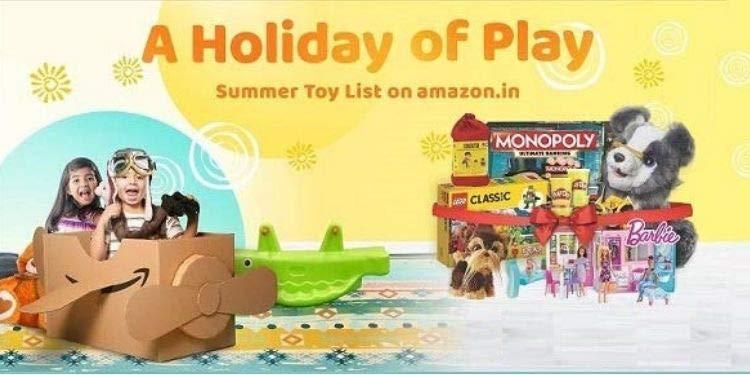 summer toylist