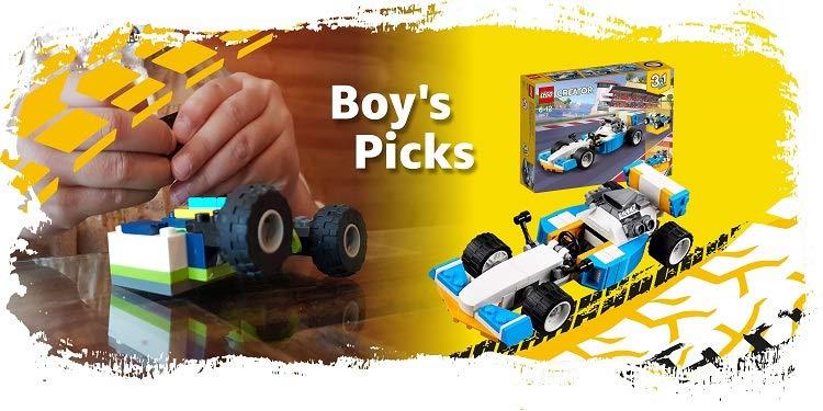 Boy's picks