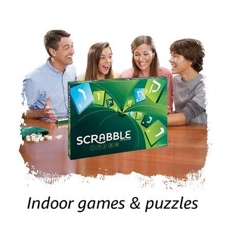 Indoor Games and Puzzles