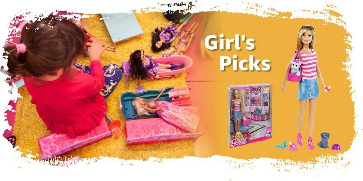 Girl's picks