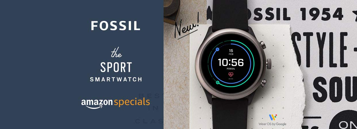 Fossil Sports launch