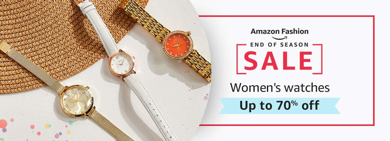22ab5759b Ladies Watches: Buy Ladies' Watches online at best prices in India ...