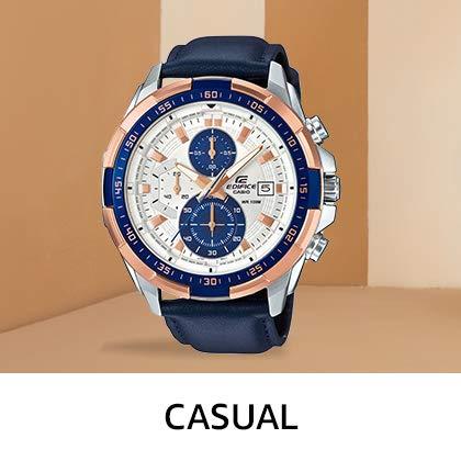 Casual Analog Watch