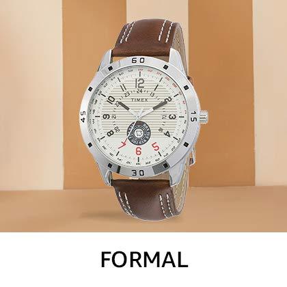 Formal Analog watch