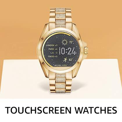 Touchscreen Digital Watches