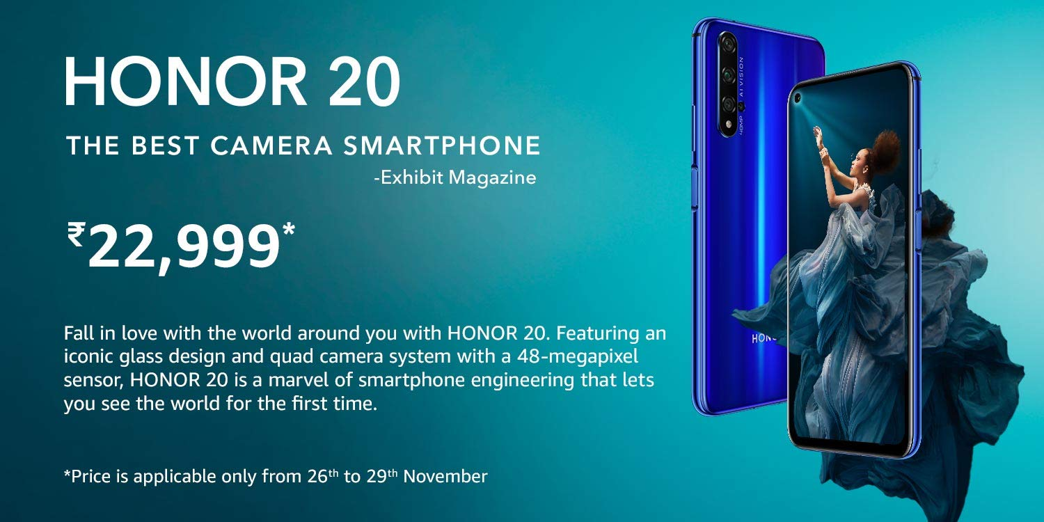 Honor Mobile: Buy Honor Mobiles online at best prices in