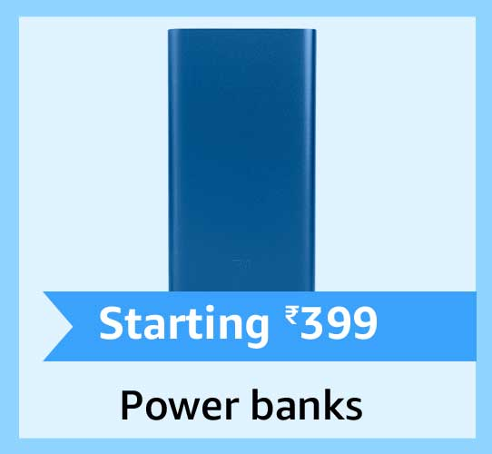power banks
