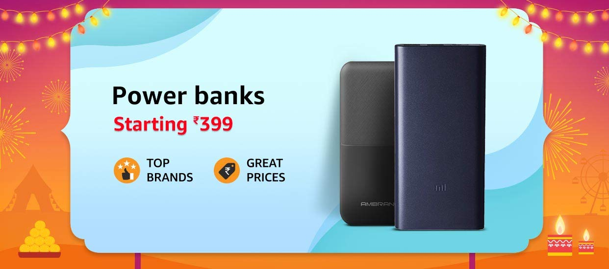 Mobile Accessories Starting At 69 Buy Power Banks