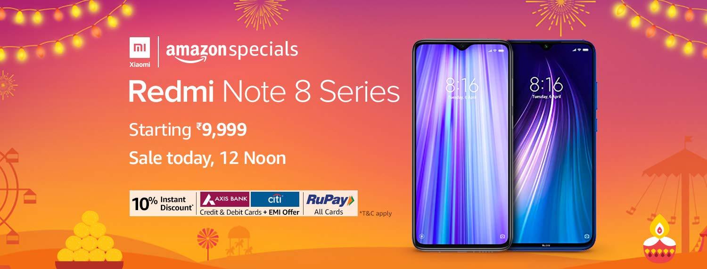 Note 8 Series