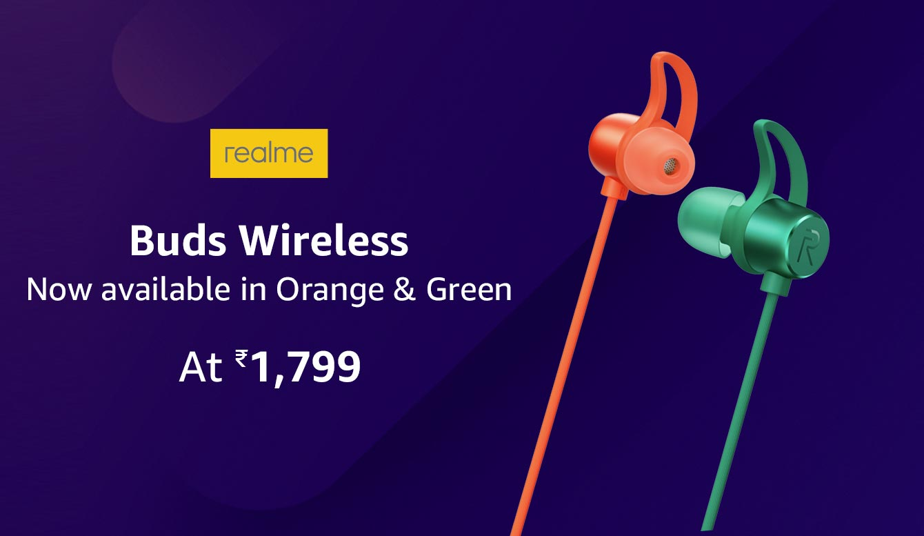 realme wireless