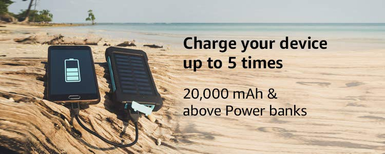 Charge your device 5x