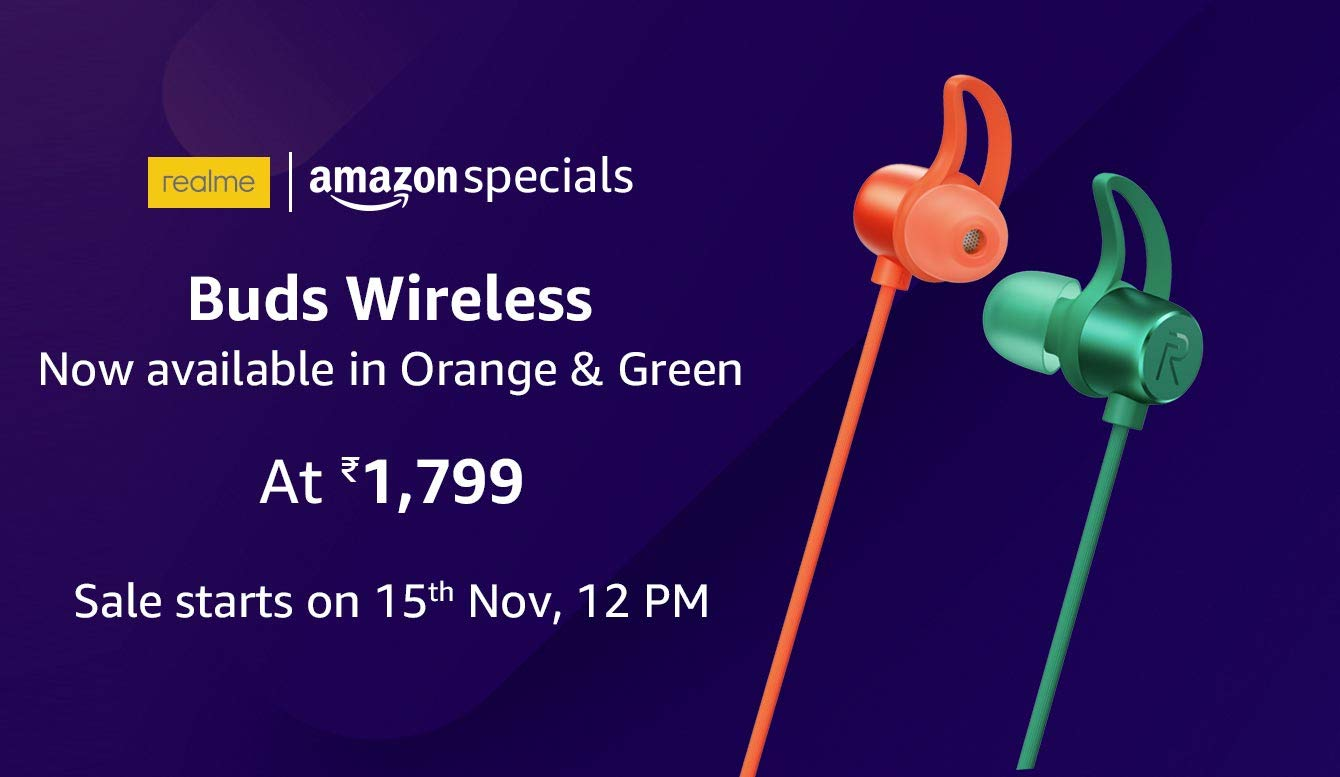 realme buds wireless