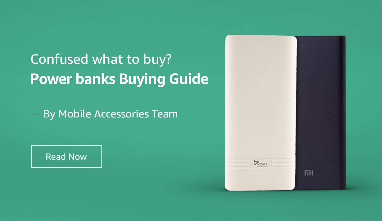Power Bank: Buy Power Banks online at best prices in India