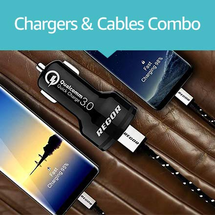 cable charger combo