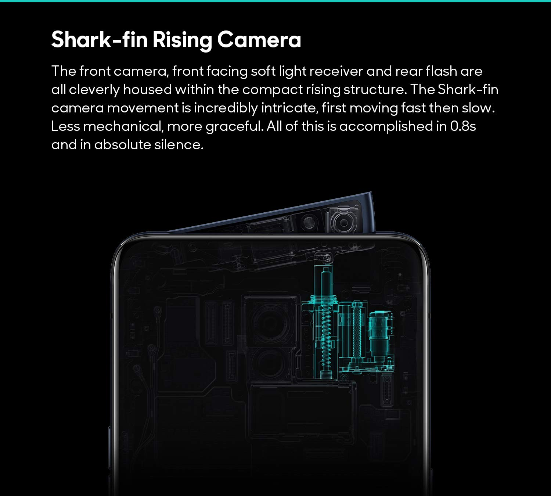 Rising camera