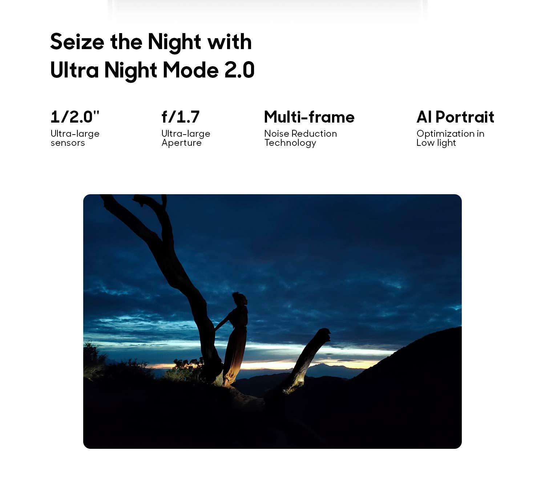 Ultra night mode