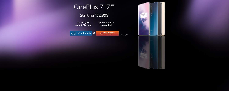 OnePlus 7series