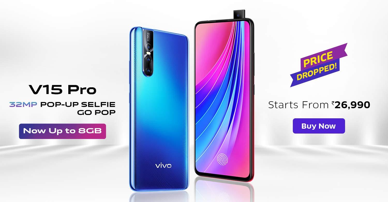 Vivo V15 Pro 8GB