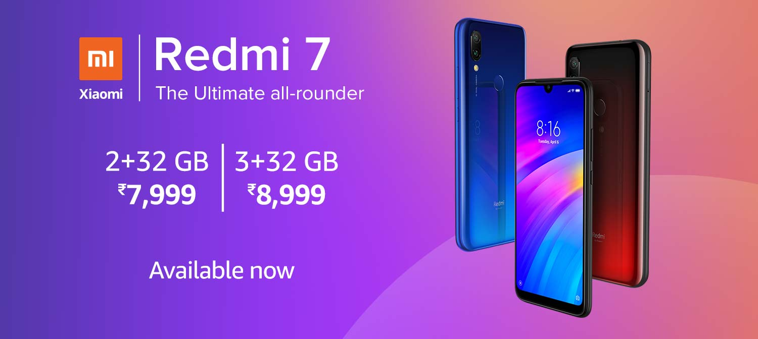 Amazon in: Redmi 7: Electronics