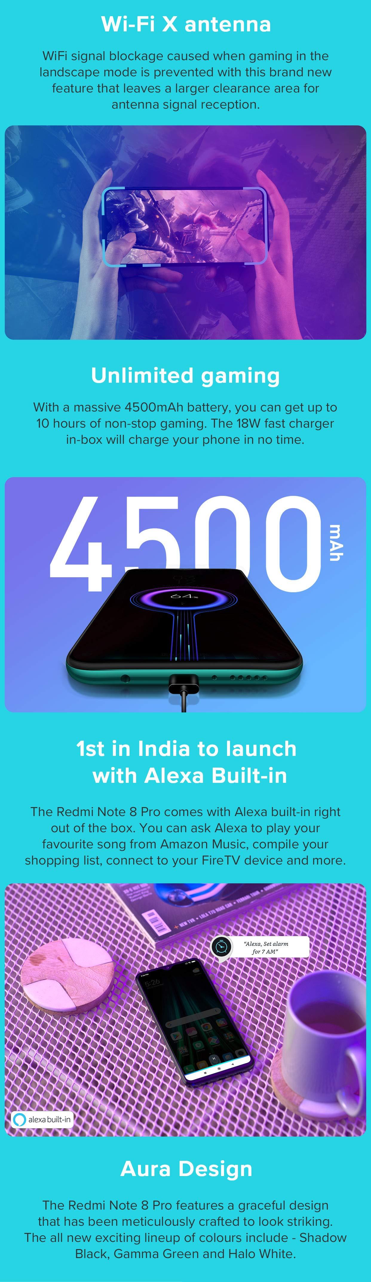 alexa and battery