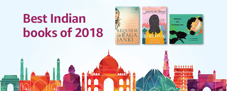 Best Indian books of 2018