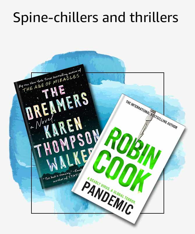 Spine-chillers and thrillers