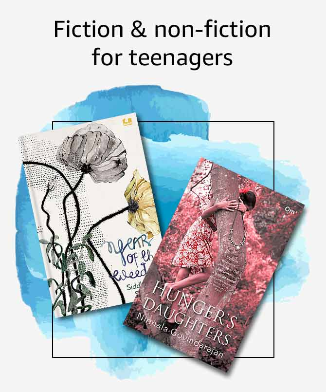 Fiction and non-fiction for teenagers