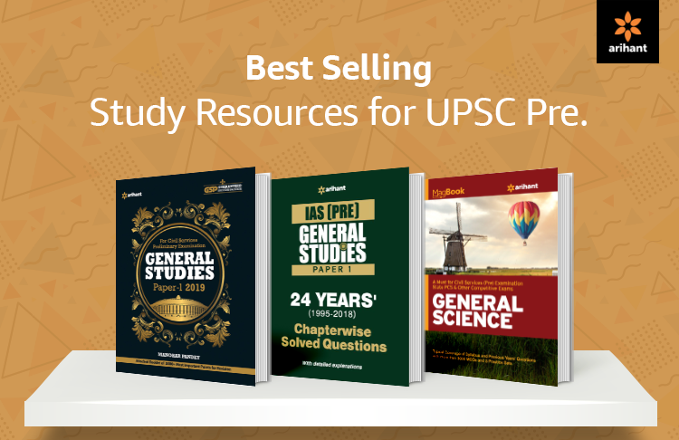 Study resources for UPSC