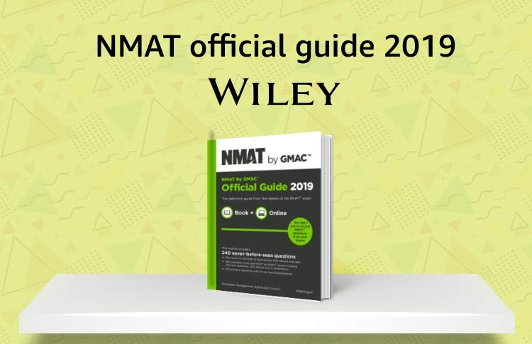 NMAT official guide 2019