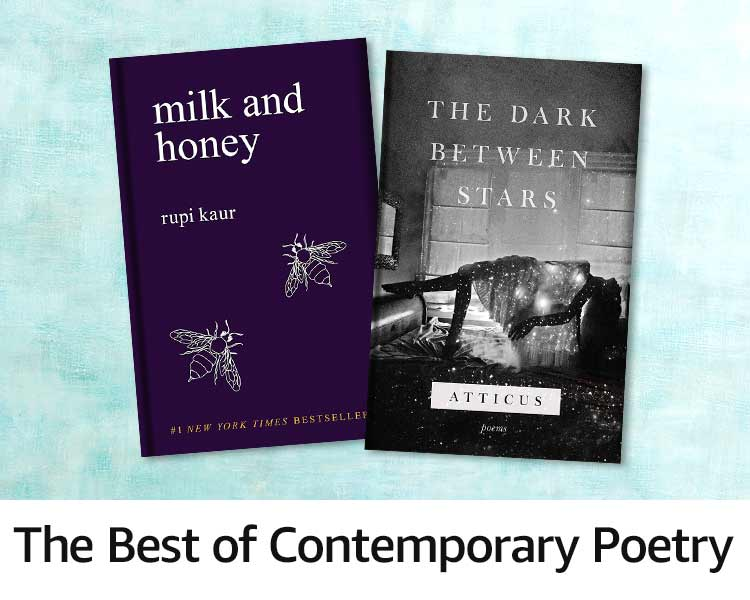 The best of contemporary poetry