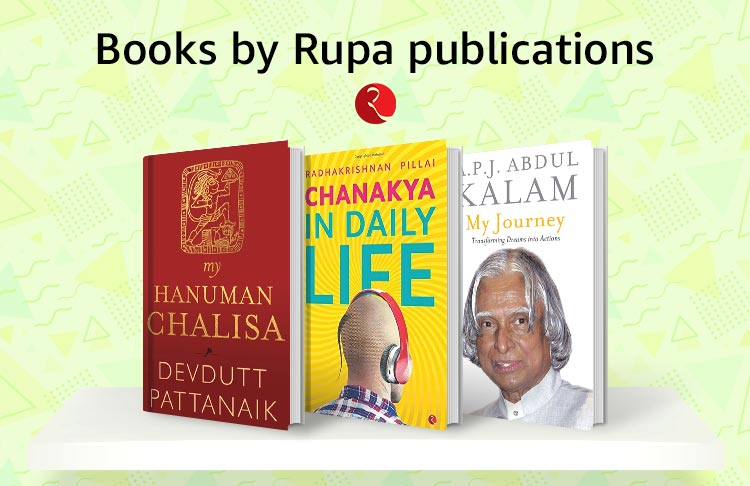 Popular books by Rupa publications