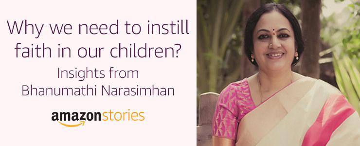 Insights from Bhanumathi Narasimhan