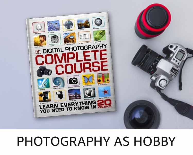 Photography as hobby