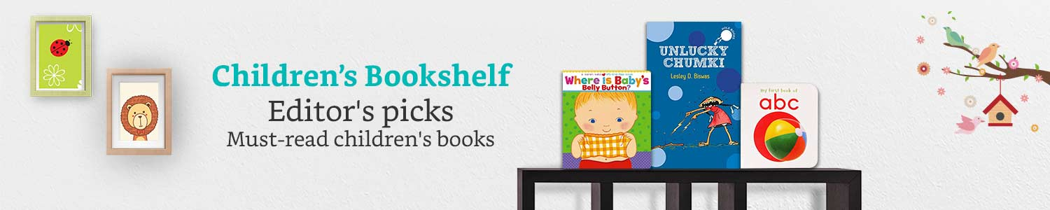 Children bookshelf