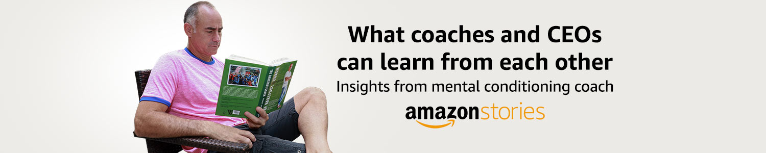 Insights from leading sports coach Paddy Upton
