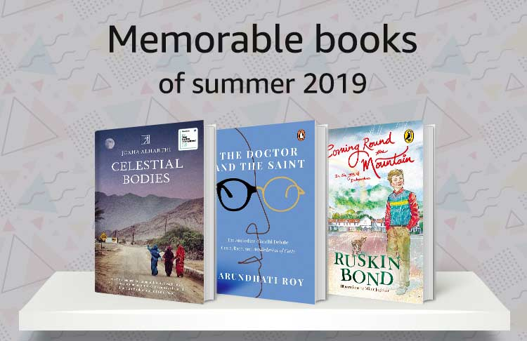 Memorable books of summer 2019