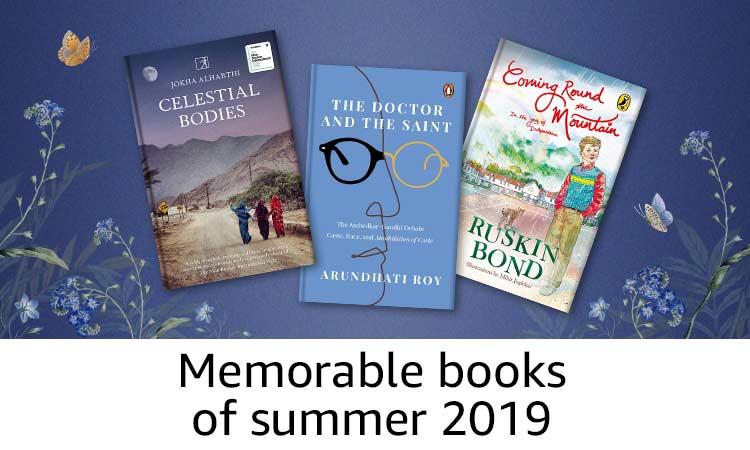 Memorable books of spring 2019