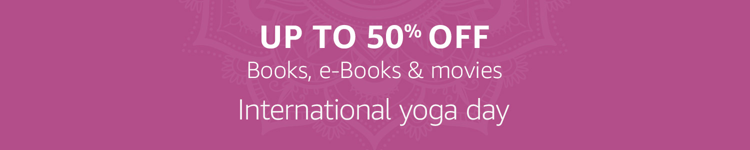 Up to 50% off: Books, e-Books & movies