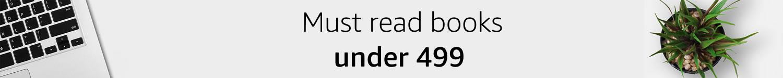 must read books under 499